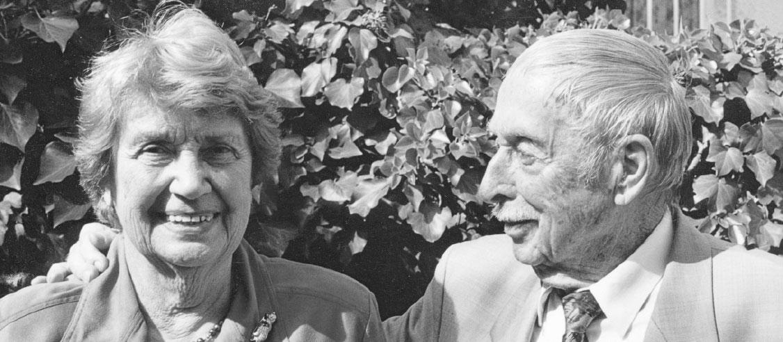 Margarete und Fritz Faber